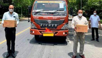 Photo of केंद्रीय मंत्री डॉ. जितेंद्र सिंह ने अपने लोकसभा क्षेत्र उधमपुर-कठुआ-डोडा के लिए कोविड संबंधी सामग्री की दूसरी खेप भेजी