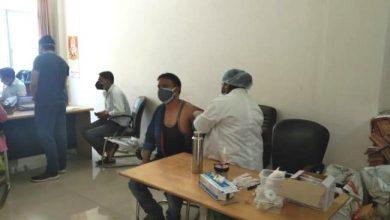 Photo of मुख्यमंत्री श्री तीरथ सिंह रावत के निर्देश पर आज सूचना निदेशालय में टीकाकरण का आयोजन