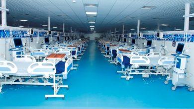 Photo of उत्तराखंड के हल्द्वानी में डीआरडीओ द्वारा स्थापित 500 बिस्तरों वाले कोविड केयर अस्पताल का उद्घाटन