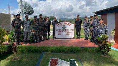 Photo of अंडमान-निकोबार कमान के कमांडर-इन-चीफ ने निकोबार द्वीप समूह में एएनसी की इकाइयों का दौरा किया