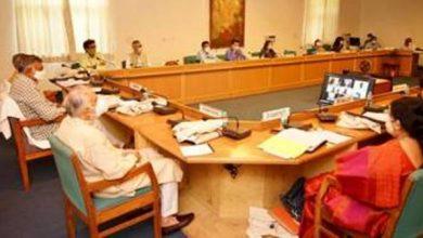 Photo of संस्कृति मंत्री ने केंद्रीय संस्कृति सलाहकार बोर्ड की बैठक की अध्यक्षता की