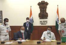 Photo of रक्षा मंत्रालय ने भारतीय तटरक्षक के लिए दो प्रदूषण नियंत्रण जहाजों के निर्माण हेतु जीएसएल के साथ अनुबंध पर हस्ताक्षर किए