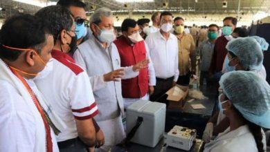 Photo of ईएसआईसी अस्पताल का निरीक्षण कर व्यवस्थाओं का जायजा लेते हुएः सीएम