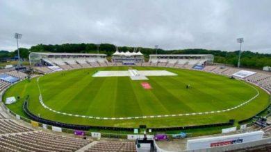 Photo of साउथम्प्टन पहुंची टीम इंडिया, रोहित और साहा ने फोटो शेयर कर दिखाया स्टेडियम का नजारा