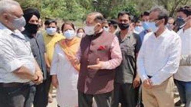 Photo of केंद्रीय मंत्री डॉ. जितेंद्र सिंह ने कहा, जम्मू-कश्मीर में देविका नदी राष्ट्रीय परियोजना सद्भाव और एकता का प्रतीक है