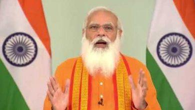 Photo of प्रधानमंत्री ने पैरालंपिक खेलों में पुरुषों के डिस्कस थ्रो में कांस्य पदक जीतने पर विनोद कुमार को बधाई दी