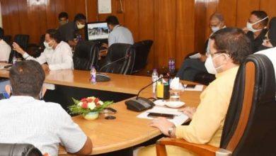 Photo of केदारनाथ धाम के पुनर्निर्माण कार्यों एवं श्री बदरीनाथ धाम के मास्टर प्लान की प्रगति की समीक्षा करते हुएः सीएम