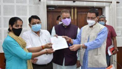 Photo of प्रधानमंत्री आवास योजना शहरी के तहत 240 लाभार्थियों को दिया गया आवास कब्जा