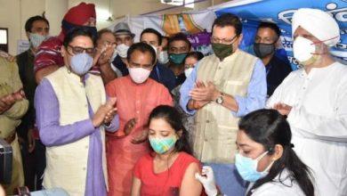 Photo of चार माह में शत प्रतिशत वैक्सीनेशन: मुख्यमंत्री