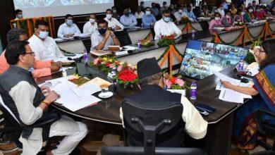 Photo of मुख्यमंत्री ने उत्तराखण्ड राज्य ग्रामीण आजीविका मिशन से जुड़े महिला स्वयं सहायता समूहों से वर्चुअल संवाद में की घोषणा