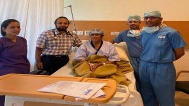 Photo of मैक्स अस्पताल देहरादून  के डॉक्टरों ने बिना चीरा लगाए, छाती से निकाला 7 सीएम का बड़ा ट्यूमर