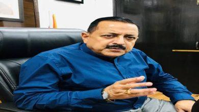 Photo of डॉ. जितेंद्र सिंह ने कहा, गुरुवार को इसरो द्वारा एक नवीनतम और अत्याधुनिक अर्थ ऑब्ज़र्वेशन सैटेलाइट का प्रक्षेपण निर्धारित है
