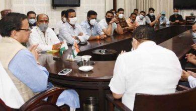 Photo of स्थानीय जनप्रतिनिधि विकास योजनाओं को पूर्ण कराने में बने सहयोगी: मुख्यमंत्री