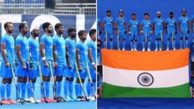 Photo of प्रधानमंत्री ने भारतीय हॉकी टीम के प्रत्येक खिलाड़ी की सराहना की