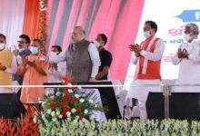 Photo of केंद्रीय गृह मंत्री श्री अमित शाह ने लखनऊ में उत्तर प्रदेश स्टेट इंस्टिट्यूट ऑफ फॉरेंसिक साइंसेज का शिलान्यास किया