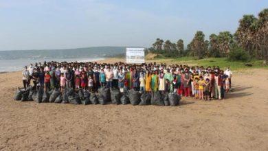 Photo of भारतीय नौसेना का तटीय स्वच्छता अभियान