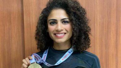 Photo of हरमिलन बैंस ने 800 मीटर रेस भी जीती, ऐश्वर्या ने ट्रिपल जंप में जीता गोल्ड