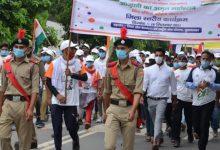 Photo of नेहरू युवा केंद्र ने फिट इंडिया फ्रीडम रन 2.0 हरी झंडी दिखाकर रवाना करते हुएः जिलाधिकारी रवींद्र कुमार