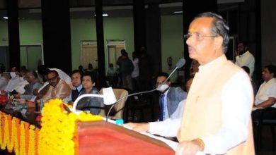 Photo of भारत की सनातन विचारधारा को युगानुकूल रूप में प्रस्तुत करते हुए देश को एकात्म मानववाद की विचारधारा दी: डॉ दिनेश शर्मा