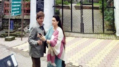 Photo of पंजाबी फिल्म की शूटिंग के लिए कसौली पहुंचे राज बब्बर व पूनम ढिल्लों