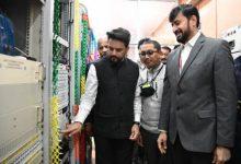 Photo of केंद्रीय मंत्री अनुराग सिंह ठाकुर ने लद्दाख के हम्बोटिंग ला में दूरदर्शन/आकाशवाणी ट्रांसमीटर का शुभारंभ किया