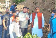 Photo of सीएम पुष्कर सिंह धामी ने अल्मोडा में आपदा प्रभावित क्षेत्रों का निरीक्षण किया