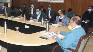 Photo of देहरादून स्मार्ट सिटी परियोजना की उच्च स्तरीय संचालन समिति बैठक की अध्यक्षता करते हुएः मुख्य सचिव