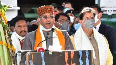 Photo of मुख्यमंत्री श्री त्रिवेन्द्र ने किया डोईवाला शुगर कम्पनी लि. के पेराई सत्र का शुभारंभ