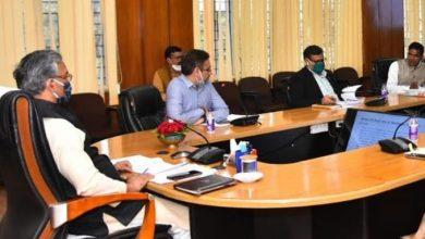 Photo of मुख्यमंत्री ने दिये विधानसभा क्षेत्र सितारगंज की समस्याओं के समाधान के निर्देश