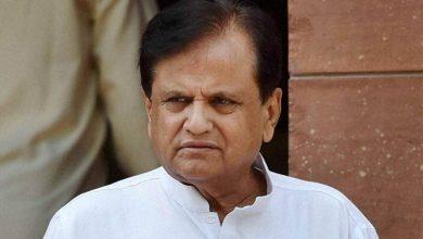 Photo of मुख्यमंत्री ने काँग्रेस पार्टी के नेता श्री अहमद पटेल के निधन पर गहरा शोक व्यक्त किया