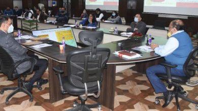 Photo of सभी जिलाधिकारियों को अपने-अपने जनपदों को शीघ्र अतिशीघ्र डिजिटाइज्ड करने के निर्देश देते हुएः मुख्यसचिव