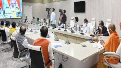 Photo of प्रधानमंत्री ने वर्चुअल माध्यम से जनपद वाराणसी की 614 करोड़ रु0 की विभिन्न परियोजनाओं का शिलान्यास एवं लोकार्पण किया