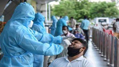 Photo of भारत में लगातार पांचवें दिन कोविड-19 के 50 हजार से कम नये मामले सामने आए