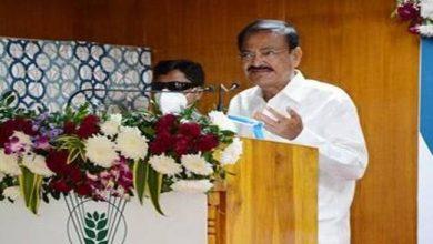 Photo of कोविड-19 भारत के मछली पालन क्षेत्र के लिए बड़े बदलाव का माध्यम साबित हो सकता है: उपराष्ट्रपति