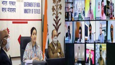 Photo of केन्द्रीय वस्त्र मंत्री ने कहा, सरकार, उद्योग और तमाम हितधारकों के सम्मिलित प्रयासों से पीपीई संकट भारत के लिए अवसर में बदला