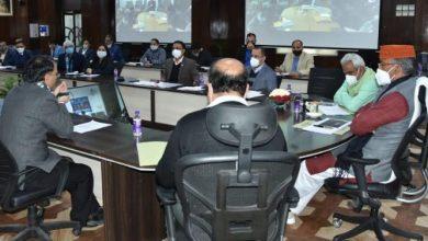 Photo of कुम्भ मेला कार्यों की समीक्षा करते हुएः सीएम