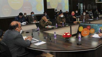 Photo of हरिद्वार कुंभ मेला 2021 की समीक्षा करते हुएः मुख्य सचिव ओमप्रकाश