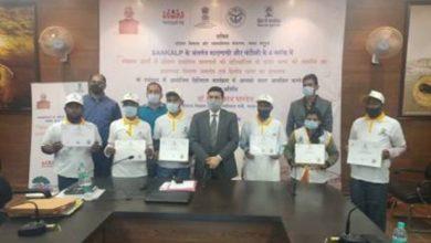 Photo of कौशल भारत  ने चंदौली और वाराणसी में पंचायती राज विभाग के अंतर्गत श्रमिकों के लिए पूर्व शिक्षण (आरपीएल) की मान्यता का उत्तरदायित्व सँभाला