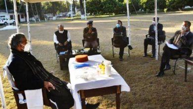 Photo of मुख्यमंत्री ने की कुम्भ मेले की व्यवस्थाओं की समीक्षा