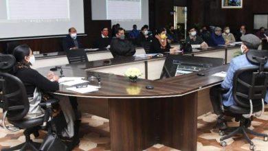 Photo of अधीनस्थ सेवा चयन आयोग एवं विभागों के मध्य बैठक की समीक्षा करते हुएः अपर मुख्य सचिव श्रीमती राधा रतूड़ी