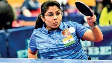Photo of पैरा टेबल टेनिस खिलाड़ी भाविना पटेल को टॉप्स के तहत विशेष उपकरण की मंजूरी