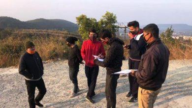 Photo of पर्यटन सचिव ने शहंशाही आश्रम राजपुर रोड़ से झड़ीपानी मसूरी तक के ट्रैकिंग ट्रेक का किया निरीक्षण
