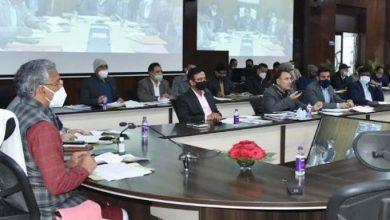 Photo of सीएम त्रिवेन्द्र सिंह रावत ने सीएम घोषणाओं की समीक्षा की
