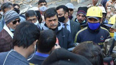 Photo of ग्लेशियर टूटने से आयी आपदा से रैणी एवं तपोवन क्षेत्र में हुए नुकसान का स्थलीय निरीक्षण करते हुएः केन्द्रीय ऊर्जा मंत्री आरके सिंह