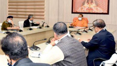 Photo of मुख्यमंत्री ने कोविड वैक्सीनेशन अभियान को पूरी सक्रियता से संचालित करने के निर्देश दिए