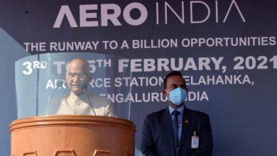 Photo of भारत सिर्फ एक बाजार नहीं है, बल्कि पूरे विश्व के लिए असीम संभावनाओं भरी एक जगह भी है; खासतौर पर रक्षा क्षेत्र में: राष्ट्रपति राम नाथ कोविंद