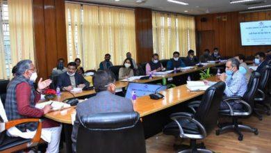 Photo of मुख्यमंत्री की अध्यक्षता में आयोजित हुई उत्तराखंड हथकरघा एवं हस्तशिल्प विकास परिषद् के शासी निकाय की नवी बैठक