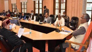 Photo of मुख्यमंत्री 18 मार्च को जनता को देंगे चार साल के विकास कार्यों की जानकारी।