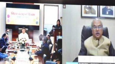 Photo of विश्व दलहन दिवस पर केंद्रीय मंत्री श्री तोमर के मुख्य आतिथ्य में कार्यक्रम