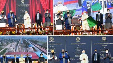 Photo of ये नई रेल लाइनें जीवन को आसान बनाएंगी, उद्योगों के लिए नये अवसर उपलब्ध होंगे: प्रधानमंत्री